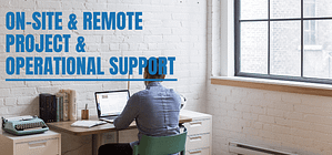 On-site & remote RtM and Supply chain project and operational support