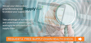 supply chain health check with supplyvue